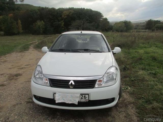 Renault Symbol (102 л.с.)