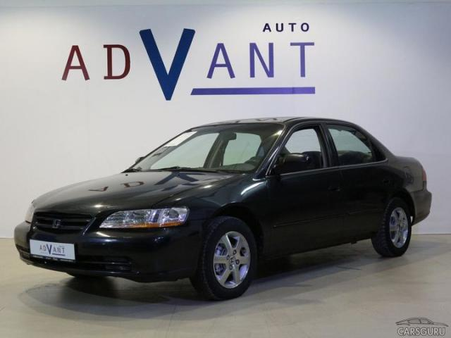 Honda Accord (154 л.с.)