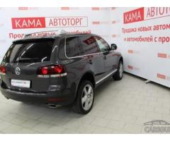 Volkswagen Touareg (224 л.с.)