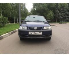 Volkswagen Pointer (66 л.с.) в Москве