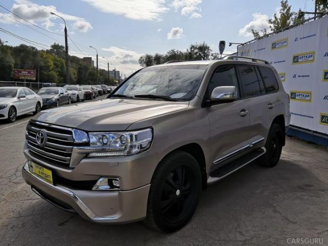 Toyota Land Cruiser (234 л.с.) в Самаре